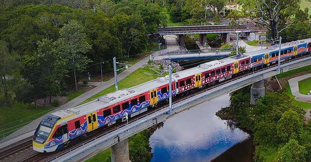 Brisbane Airtrain drives engagement