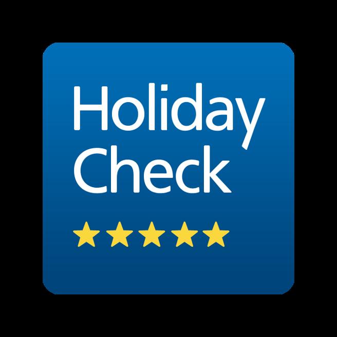 HolidayCheck reviews